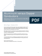 Siemens Data Center Whitepaper Aluminium Versus Copper