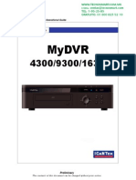 DVR 16 canales ICANTEK MYDVR16300