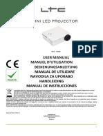 Manual Projector Similar