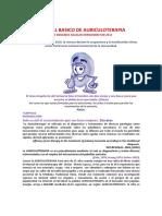 Libro de Auriculoterapia Aguilar