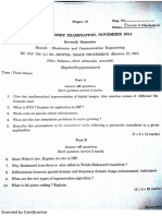 2014 Dip University Question