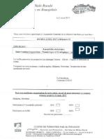 Invitation Assemblée Stat. MFR Charentay