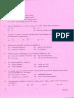 155-2014 Question Paper