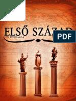 Első Század XV. évfolyam 3-4. szám – 2016. tavasz-tél (TÖP)