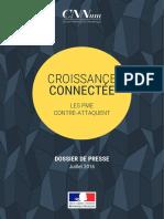 WEB CNNum 2016 Croissance Connectee Presse