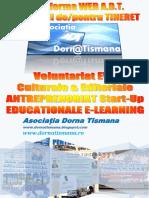 """Prezentare SERVICII Asociația """"Dorna Tismana"""" A.D.T.  Web"""