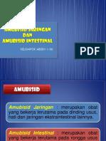Amubisid Jaringan Dan Amubisid Intestinal