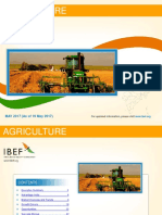 Agriculture May 2017