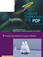 Forces and Newtons Laws of Motion