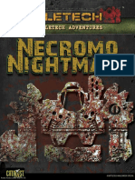 CAT35HLW13 - Adventures Necromo Nightmare
