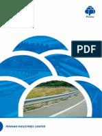 PIL Crash Barriers Rd4a