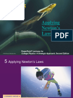 Applying Newtons Laws