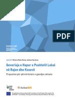 Qeverisja e Hapur e Pushtetit Lokal  në Rajon dhe Kosovë