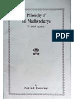 The Philosophy of Madhwacharya