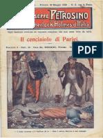 Giuseppe Petrosino Il Sherlock Holmes d Italia No 09