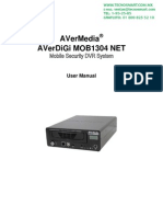 DVR movil AVERDIGI MOB1304NETGSM