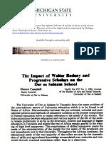 Walter_Rodney_Dar Es Salaam School