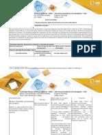 Guía de Actividades y Rúbrica de Evaluación - Tarea 3 - Mapa Conceptual y Diseño de Instrumento Para Evaluar Clima Laboral