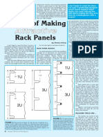 December 1998 Thomas Henry - Secrets of Making Attractive Rack Panels