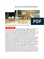 After the Floods Let us not be like the monkey next time.docx