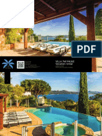 Villa the Palms - Marina di Fiori in Porto-Vecchio - Brochure Summer 2017