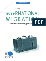 International Migration the Human Face of Globalisation