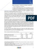 El Crecimiento Económico Paraguayo Evaluado en Términos Cualitativos.