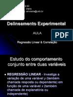 AULA6 2017 Del Exp Regressao Correlacao