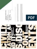 Print_Civilization and Its Discontents (the Standard Edition)-W. W. Norton & Company (1989)