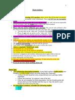 Exam Matters & Topics Coverage