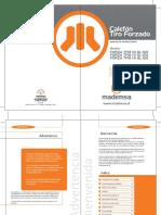 Manual Forza Tfm