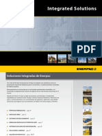 9000 Es is Capability Brochure 2014 Soluciones Integradas de Enerpac
