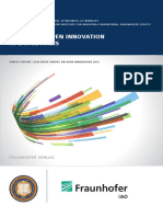 Report Fraunhofer 2013 Studie Managing Open Innovation