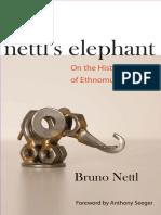Bruno Nettl, Anthony Seeger-Nettl's Elephant-University of Illinois Press (2010).pdf