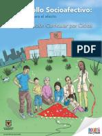 Desarrollo Socioafectivo. Educar en y para el Afecto. Socioemocional