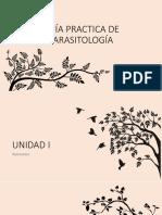 Guía Practica de Parasitología
