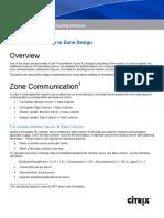 Zone Communication