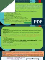 Presentación PDF Circuitos de Primer Orden