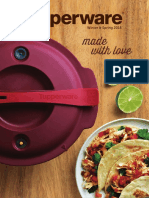 Tupperware Spring 2015 Catalogue - EnGLISH