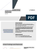 TTEC CX Leadership Exercise