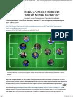 Cruzeiro e Palmeiras Formariam Um Time de Futebol