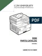 MP1900 Parts Manual