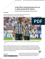 Gabriel e Leonardo Silva Retomam Parceria