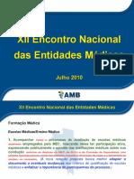 Formação Médica - AMB