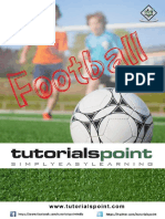 Football Tutorial