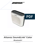 Bose Color Sound