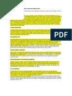 Distintos Tipos de Grasas y Aditivos Empleados
