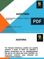 Concepto y Clases de Auditoría