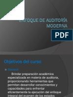 Enfoque de Auditoria Moderna