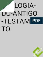 Teologia Do Antigo Testamento Epubator